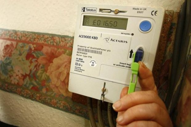 Digital Electricity Meter Hack Uk